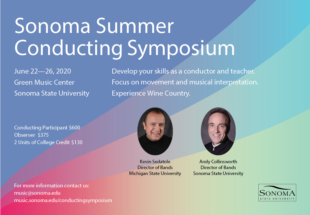 Symposium Flyer - More information below