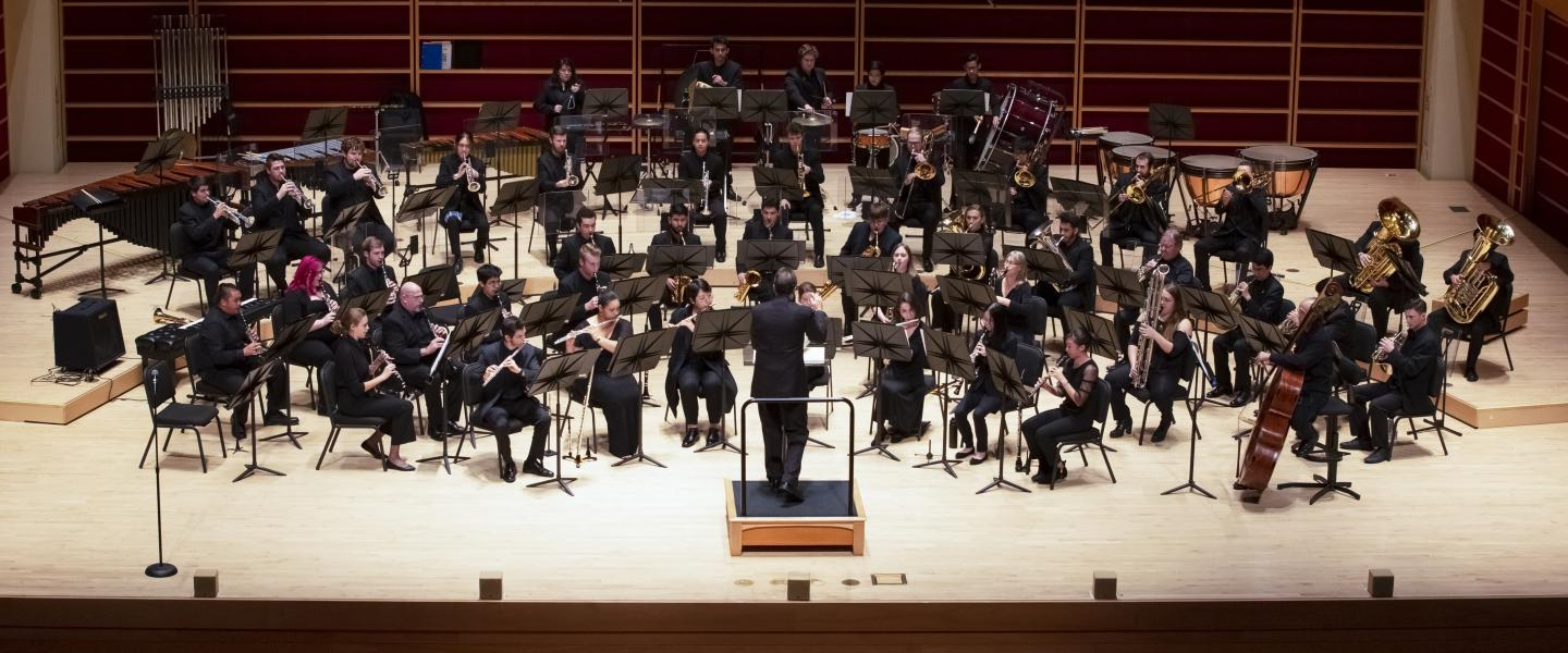 Sonoma State University Symphonic Wind Ensemble