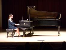 Instrumental Repertory Recital