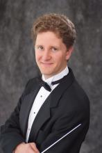 Sonoma State Symphony conductor Alexander Kahn