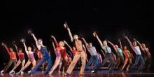 Musical theatre scenes feature works from well-known and well-loved musicals
