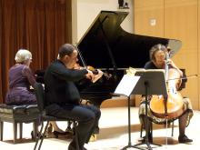 Chamber Artists-in-Residence, The Navarro Trio