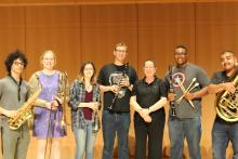 This is TEAM NOMA, talented SSU Students who will lead the NOMA WINDS