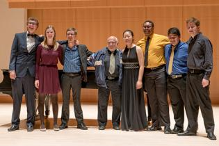First annual concerto competition