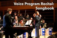 Voice Program Recital: Songbook