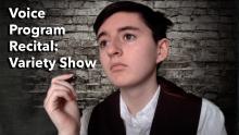 Voice Program Recital: Variety Show